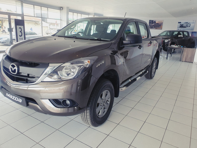 Mazda Bt-50 Double Cab Dbl 2.2l 6mt 4x2 Hr Slx